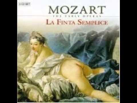 La Finta Semplice  Opera von Mozart