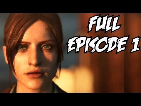 Resident evil revelations 2 episode 1 steam