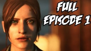 Resident Evil Revelations 2 Walkthrough Part 1 Gameplay Full Episode 1 Let