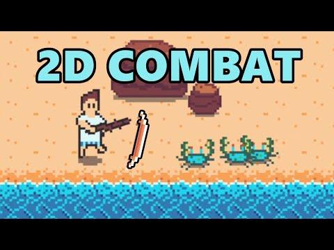 Developing Satisfying Combat In My 2D RPG