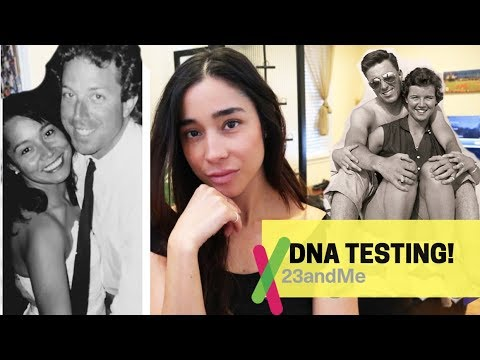 SHOCKING DNA TEST