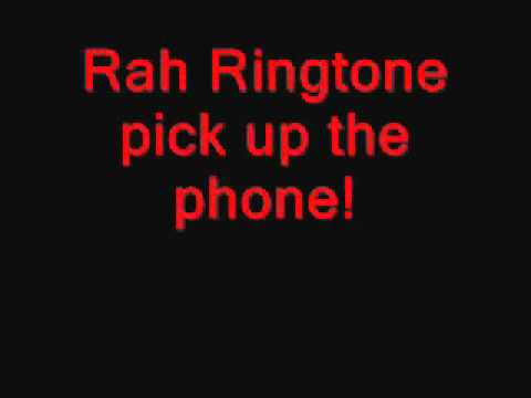 Regular Show - Ringtone Song Lyrics