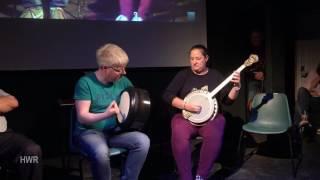 Martin O'Neill (2), teacher's recital - Craiceann Bodhrán Festival 2017