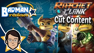 Ratchet and Clank Cut Content - Badman