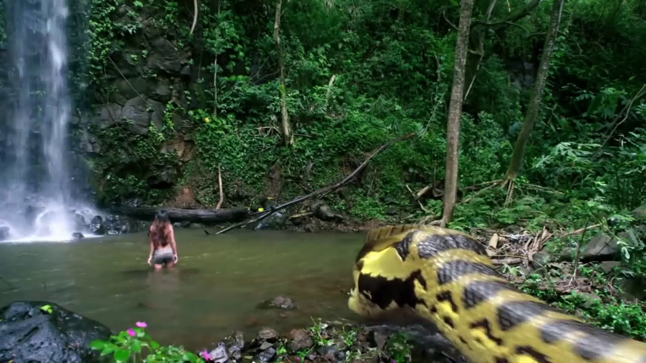 Download Snake Movie SCARY Scene   Must Watch mp4
