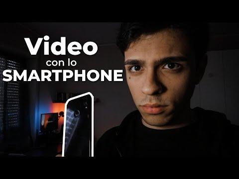 Cosa uso per FARE VIDEO con lo SMARTPHONE