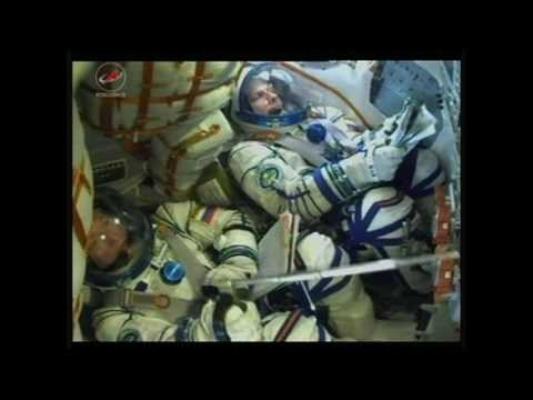 New Crew Launches to the ISS