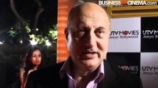 Anupam Kher @ Special Screening Of Havai Dada