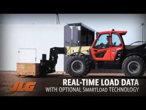 JLG® High Capacity Telehandler Overview