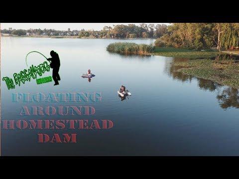 Homestead Dam 1 Bassanator 0 - ''The One That Got Away''