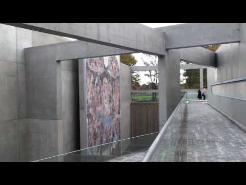 Garden of Fine arts in Kyoto by Tadao Ando