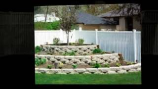 Vinyl Fences | Semi Private Fencing