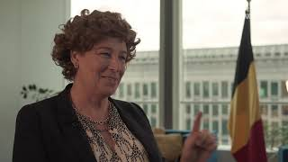 Interview - Vice Premier Petra De Sutter