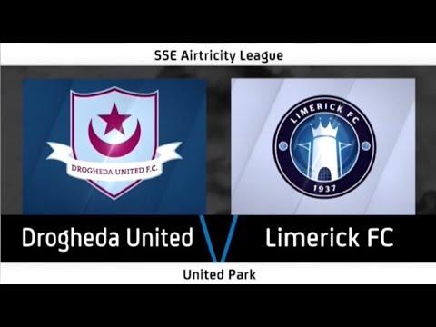 HIGHLIGHTS: Drogheda United 0-2 Limerick