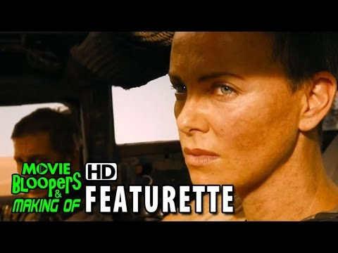 Mad Max: Fury Road (2015) Featurette - Imperator Furiosa