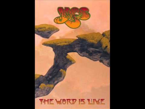 Yes - We Can Fly from Here (The Word is Live)
