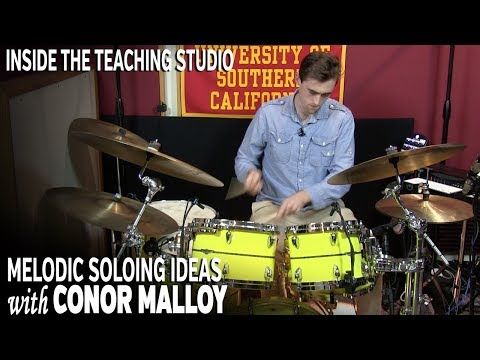 Developing Melodic Soloing Ideas / Inside the Teaching Studio