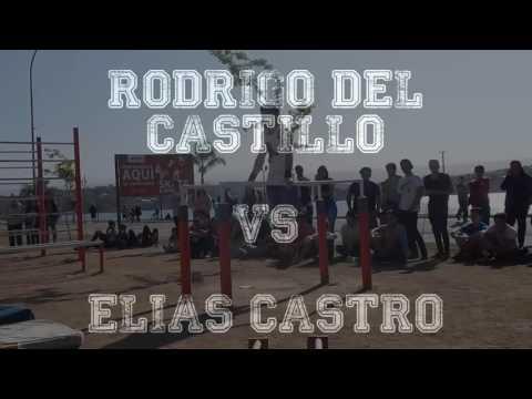 Primera Ronda BATALLA DE BARRAS 3ºEdicion Avanzados, VCP-ARGENTINA