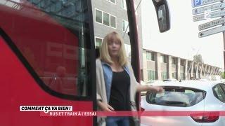 [CONSO] Bus et train à l'essai #CCVB