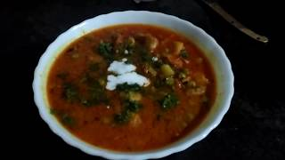 Tasty Baby Potato / Dum Aloo / Indian Thali
