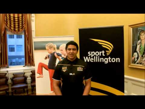 Joseph Apikotoa - Wellington City Council Talent Development Programme