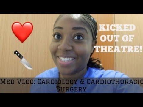 Cardiology Rotation   LIFE OF A MED STUDENT   MED VLOG