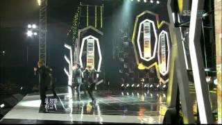 MBLAQ - Mona Lisa (엠블랙-모나리자) @SBS Inkigayo 인기가요 20111106