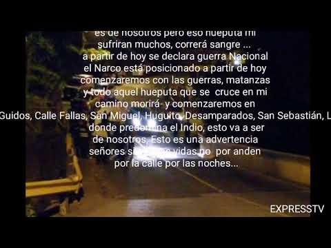 Alerta Nacional por el Asesinato del Gringo