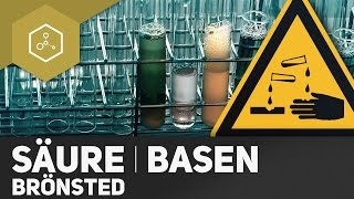 Brönsted Säure-Base-Theorie