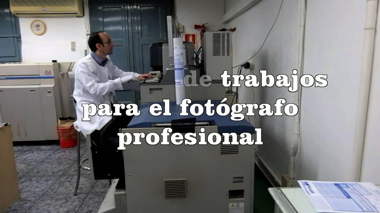 Color Vif Laboratorio Fotográfico Profesional Barcelona 93 4516856 ...
