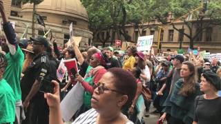 People's March Tshwane South Africa