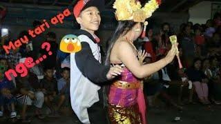 Viral!! Tari Bumbung dari Bali hot, anak kecil dilarang keras liat