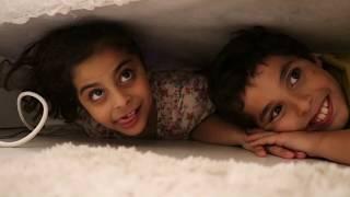 On joue à cache-cache adel et sami ,les boys tv