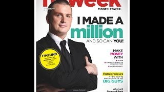 Entrepreneur and video game developer Chris Bischoff chats to Finweek