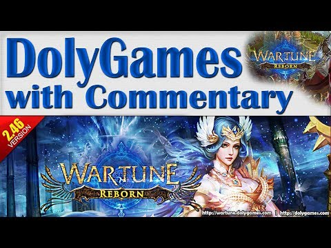 Wartune REBORN First Look Review by COSMOS DolyGames - Part 1 of 3