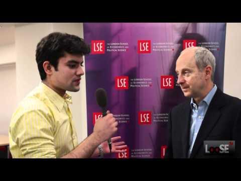Michael Sandel at the LSE