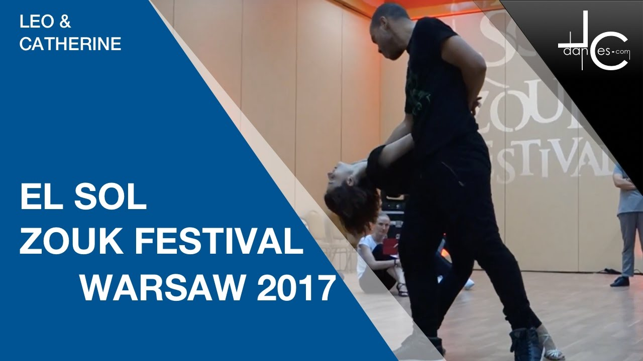 let me love you leo and catherine el sol zouk festival warsaw 2017 youtube. Black Bedroom Furniture Sets. Home Design Ideas