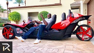 Download 10 Ridiculous Expensive Things Shaquille O'Neal Owns Mp3 and Videos