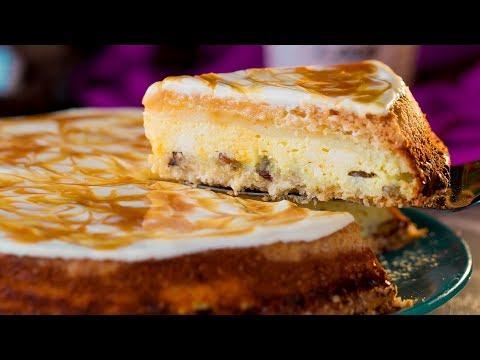 Пирог с творогом и изюмом - это лакомство надо попробовать хотя бы раз в жизни! | Appetitno.TV
