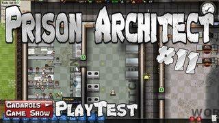 Prison Architect #11 Der Gefängnis Simulator und Manager deutsch HD