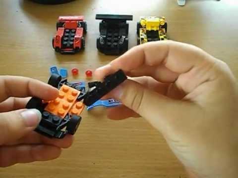 How To Build Mini Lego Cars   Astar Tutorial