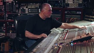 How to Approach Mixing Drums | Joe Barresi (QOTSA, Tool, Soundgarden)