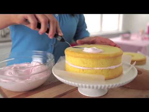 How To Make A Fairytale Princess Cake