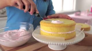How to Make a Fairytale Princess Cake