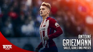 antoine griezmann french genius 2016 skills goals passes  hd