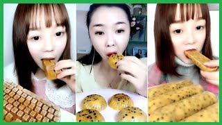 Fruit Ice Eating ASMR Videos | Eat and Drink Compilation #47