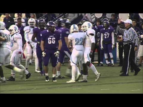 CTN Sports 2015 - Skyline @  Pioneer High School Football October 9, 2015