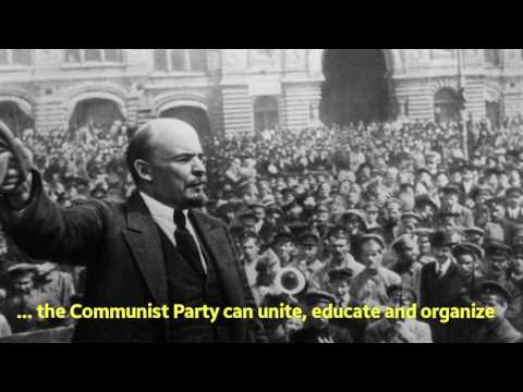 Lenin : Why we need a real communist party?