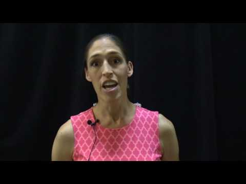 Rebecca Lobo on Chris Dailey