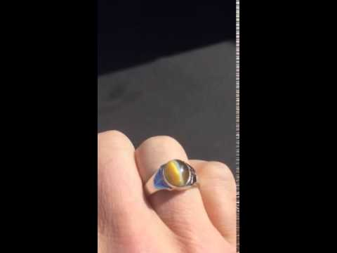 rings uprightside arbor chrysoberyl freeform ring custom products brunswick exhibition yellow cut se